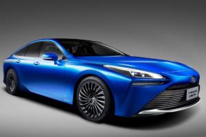 Toyota, a fine anno arriva la seconda generazione della Mirai dotata di alimentazione Fuell Cell