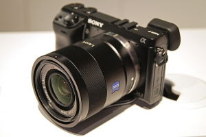 Sony all'IFA: nuove NEX e Alpha SLT