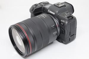 Canon EOS R5: le immagini del corpo macchina