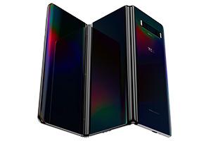 Ecco il tablet pieghevole di TCL
