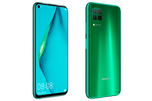 Huawei P40 lite: foto ufficiali