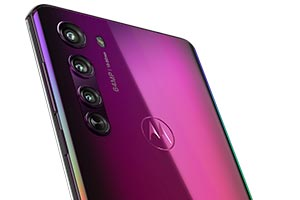 Motorola Edge e Edge+: ecco come sono fatti