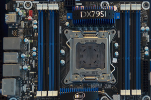 Scheda madre Intel DX79SI per Sandy Bridge E