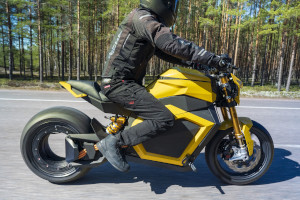Verge Motorcycles presenta la moto elettrica TS