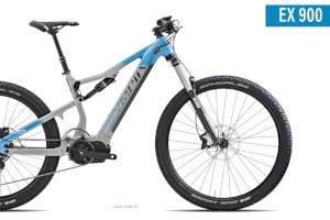 Cicli Olympia, e-bike con batteria da 900 Wh