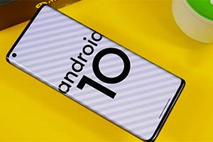 Motorola Edge: ecco l'interfaccia grafica