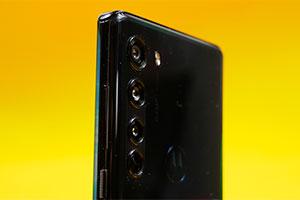 Motorola Edge: ecco come scatta