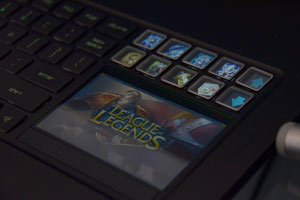 Razer Blade all'IDF 2011
