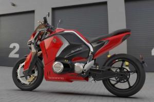 Soriano Motori presenta le moto elettriche Giaguaro V1R, V1S e V1 Gara