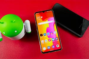 LG V60 ThinQ: la sua interfaccia con Android 10