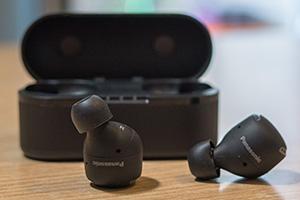 Panasonic S500W: noise cancelling true wireless