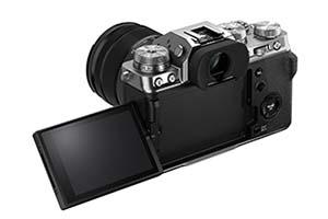 Fujifilm X-T4: Corpo macchina