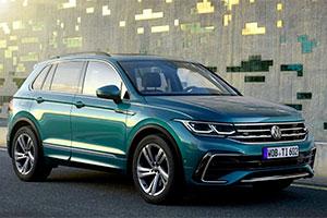 VW Tiguan: guardate quanto cambia sia dentro che fuori