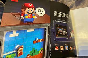 Nintendo NES (anche con la TV) fatto di LEGO! Le immagini