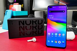 OnePlus Nord: ecco la OxygenOS 10.5