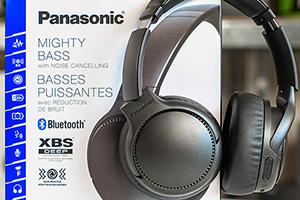 Panasonic RB-M700B: XBS Deep con Bass Reactor