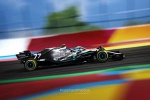 Formula 1: le fotografie dei modellini sembrano vere monoposto