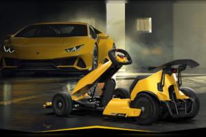 Lamborghini insieme a Xiaomi per un go-kart elettrico ad alte prestazioni