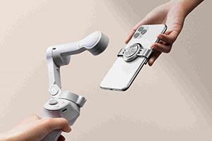 DJI OM 4: Osmo Mobile ora con aggancio magnetico