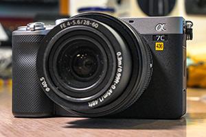 Anteprima Sony A7c: full frame compatta