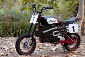 Indian Motorcycles presenta la piccola moto elettrica eFTR