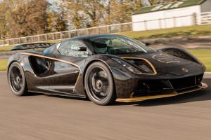 Lotus Evija, l'hypercar elettrica da 2 milioni di dollari e 2.000 CV
