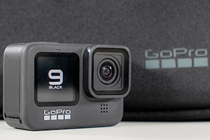 GoPro Hero 9: doppio display