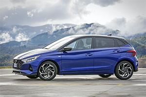 Nuova Hyundai i20 (2021)
