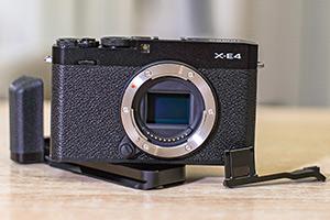 Fujifilm X-E4: ritorno all'essenziale