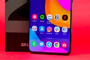 Samsung Galaxy S21 Ultra: ecco la OneUI 3.1 con Android 11