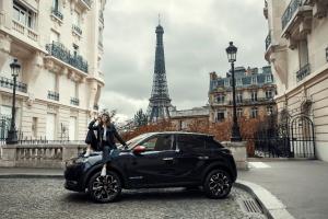 DS3 Crossback: Ines de la Fressange Paris
