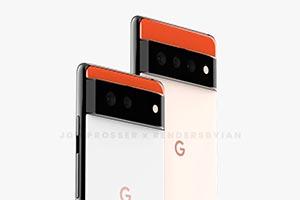 Google Pixel 6 e 6 Pro: ecco il design rivoluzionario