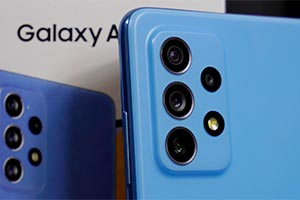 Samsung Galaxy A72: ecco come scatta lo smartphone