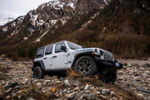 Nuova Jeep Wrangler 4xe