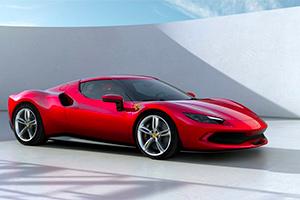 Ecco la nuova Ferrari 296GTB