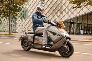 BMW Motorrad, scooter elettrico CE 04