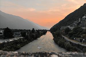 vivo X60 Pro - Tra Valtellina, Lago di Como e Pianura Padana