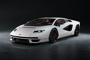 Nuova Lamborghini Countach, il mito ritorna