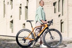 Storck Cyklaer, e-bike premium con telecamere di serie