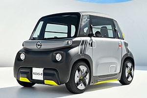 Opel Rocks-e, la piccola elettrica per tutti