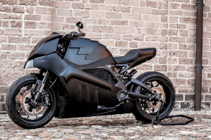 The Rule Breaker, custom elettrica su base Harley-Davidson LiveWire