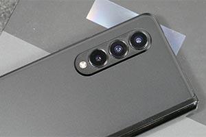 Samsung Galaxy Z Fold3: ecco come scatta le foto