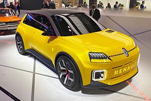 Renault 5 Prototype, ecco la prima esposizione in pubblico