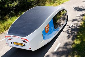 Il camper a energia solare? Stella Vita è un prototipo che ci porta nel futuro dei viaggi eco sostenibili