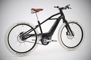 Ecco MOSH/TRIBUTE, la spettacolare e-bike di Harley-Davidson