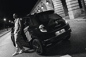Renault Twingo E-Tech Electric Urban Night, ispirata alla notte