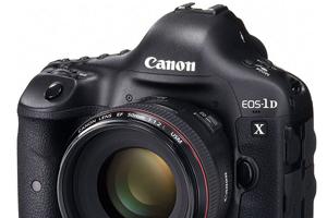 Canon EOS-1D X: la nuova ammiraglia biancorossa