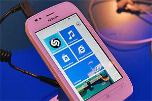 Nokia Lumia e Asha