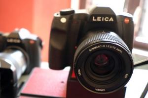 Leica S2: prova sul campo a Solms