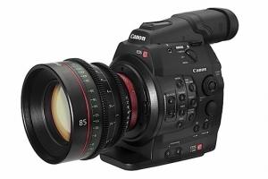 Canon EOS C300: corpo e ottiche